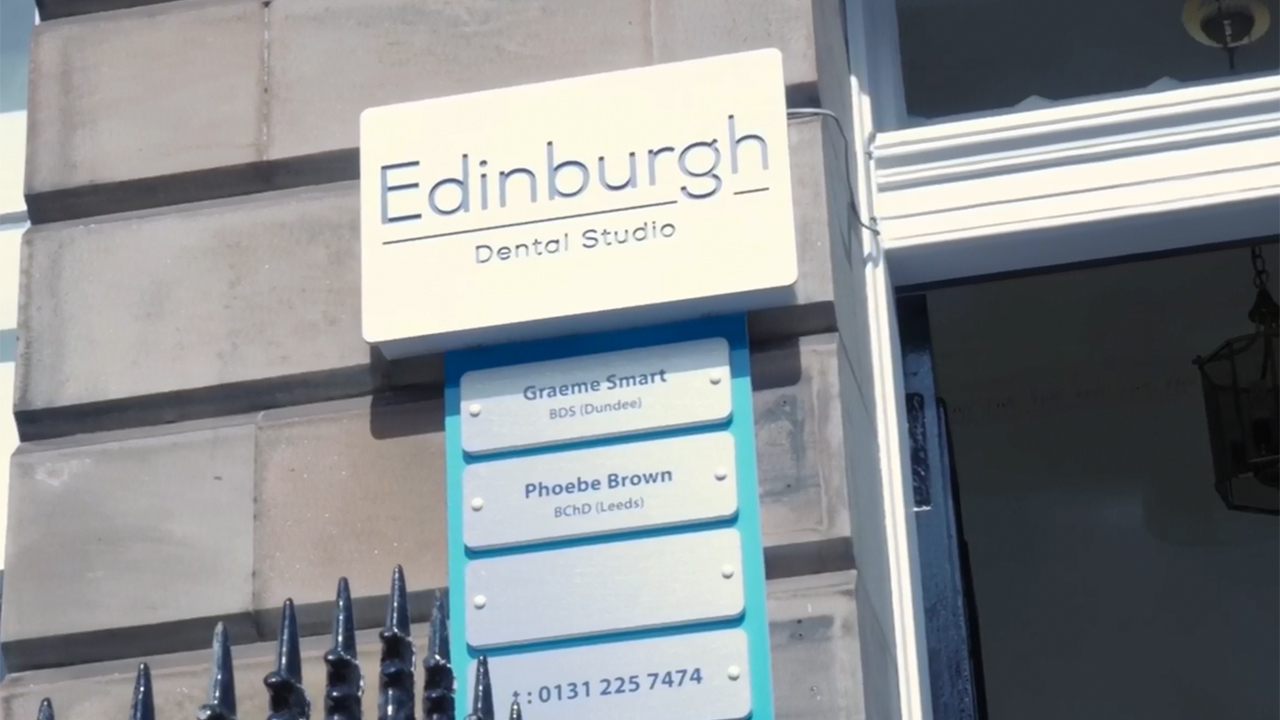 Edinburgh Dental General Film
