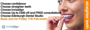 nvisalign Event Edinburgh - Friday 17th February